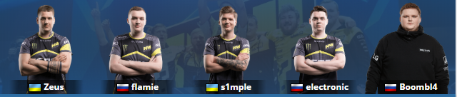 s1mple: ZywOo is closer to my level than any other professional
